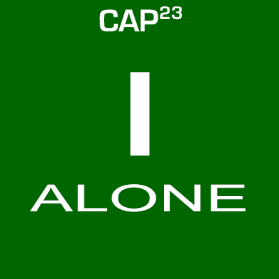 I Alone
